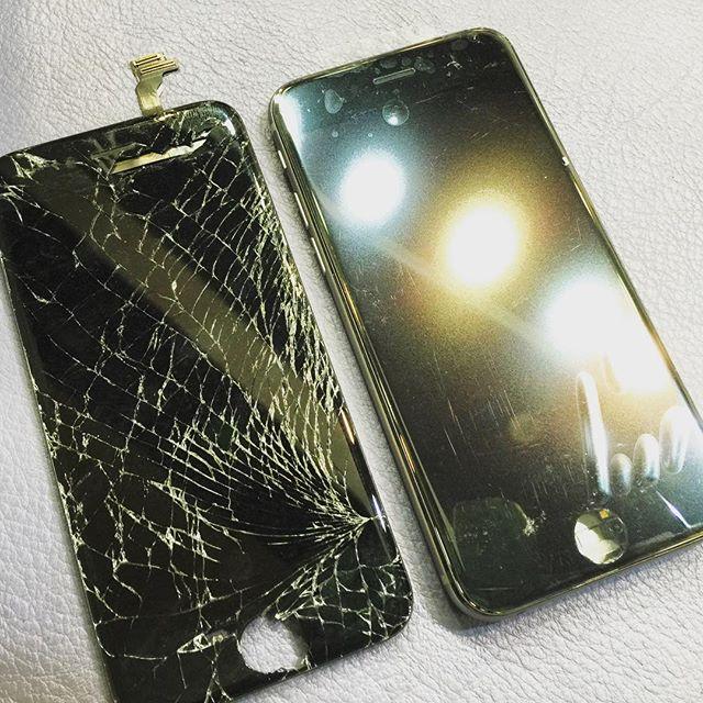 iPhone 6 修理中