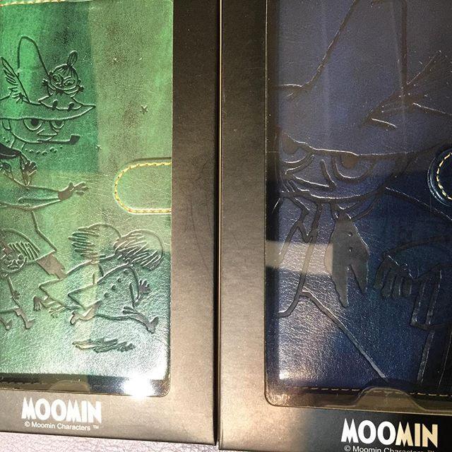 iPhone 6用手帳型ケース ムーミンキャラクターズ、リトルミイ、スナフキン